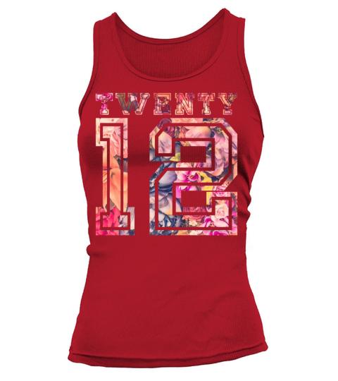 Twenty 2012 Women's Tank Top