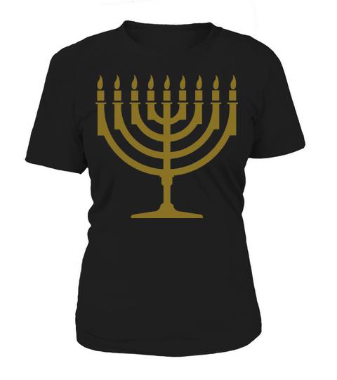 Menorah VECTOR Women's T-Shirt