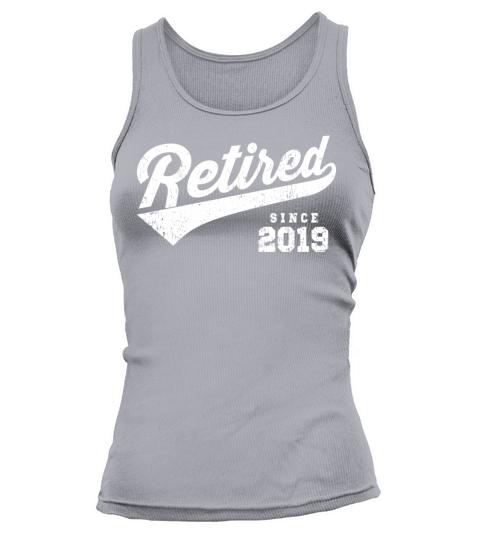 Retired Since 2019 Women's Tank Top